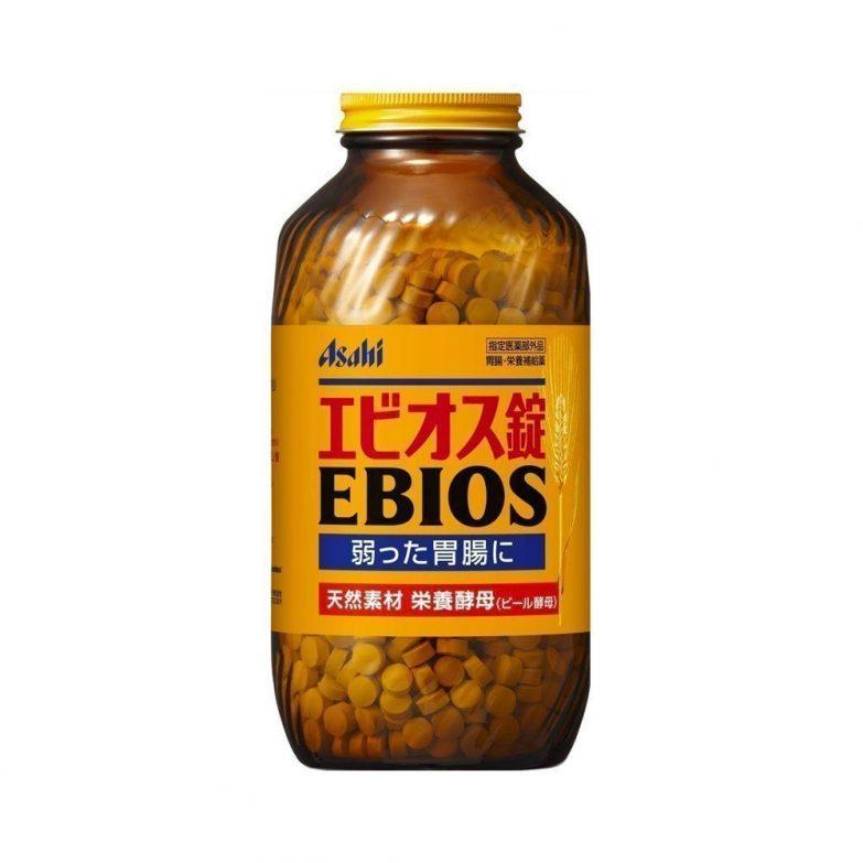 4-โปรไบโอติก-Asahi-Ebios